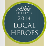 LOCAL HERO AWARD 2014